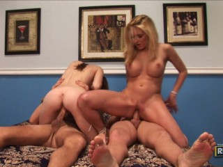 wife swaping foursome