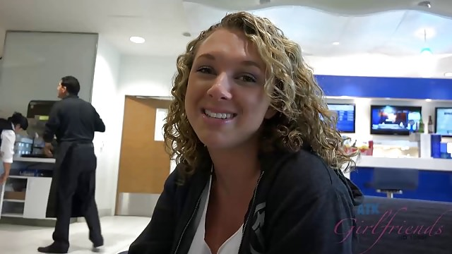 Your Hawaiian vacation is great so far – you put cum on her
