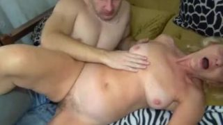 OldNanny Old mature whiped and fucked with ho