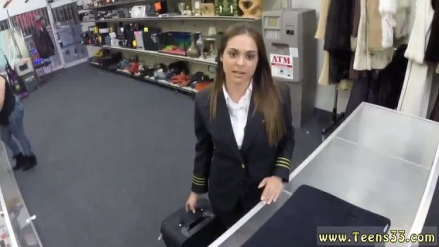 Stomach cumshot and very amateur wife Fucking A Sexy Latina Stewardess