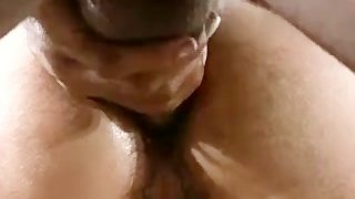 Two hot guys on one very lucky stud